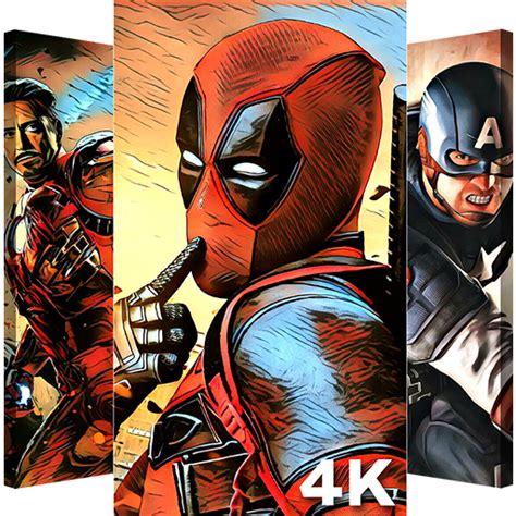 21+ Superhero Wallpaper 4K Background Apk Images