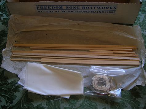 Boat Song Wood by Freedom Song Boatworks Tancook Whaler Wood Ship Model