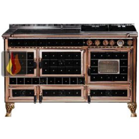 piano cuisine electrique piano de cuisson bois gaz et électrique 140cm avec 2 fours et plaque de cuisson