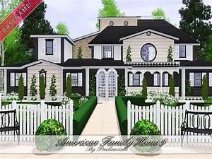 Pralinesims' American Family Home 5