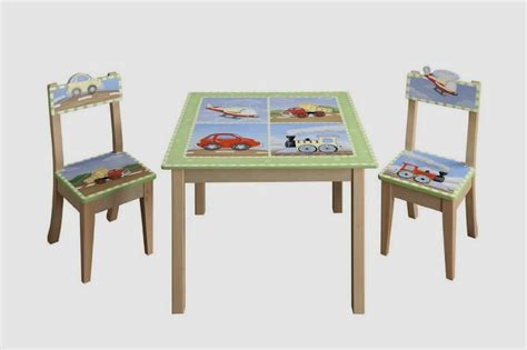childrens table and chairs set marceladick