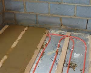 electric vs wet underfloor heating running costs carpet