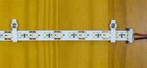 Mounting Clips And Screws For Led Strip Light Installations