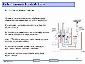 Raccordement Electrique Chauffe Eau : raccordement d un chauffe eau ppt video online t l charger ~ Nature-et-papiers.com Idées de Décoration