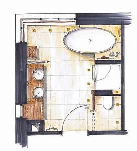 Badezimmer Grundriss Modern : die besten 25 badezimmer grundriss ideen auf pinterest eigenheim layout master bad dusche ~ Eleganceandgraceweddings.com Haus und Dekorationen