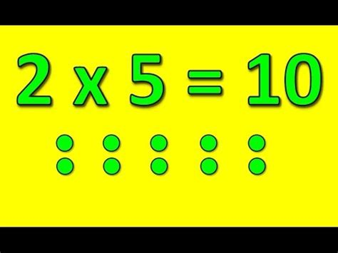 The 2 Times Table Song (multiply By 2)  Silly School