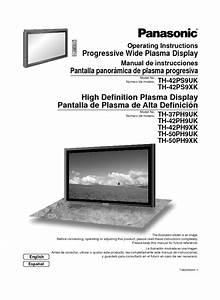 Download Free Software 50 Panasonic Plasma Tv Manual