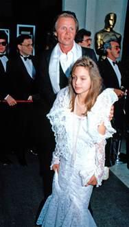 Jon Voight and Angelina Jolie Mother