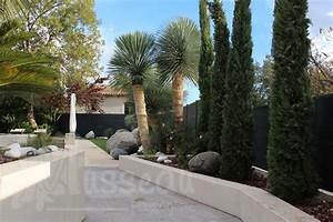jardin contemporain With deco jardin zen exterieur 9 ensemble jardin moderne jardin autres perimatres