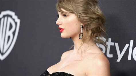 Taylor Swift Sparks Plastic Surgery Rumours After Golden ...