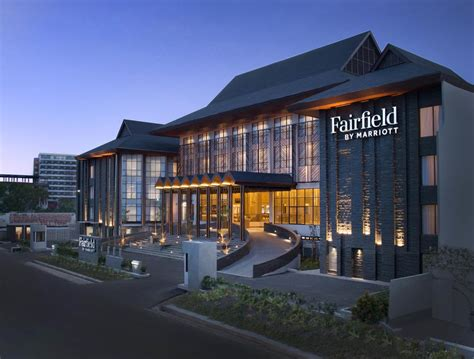 fairfield  marriott belitung tanjungpandan updated