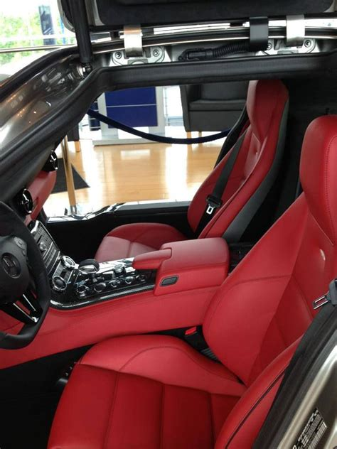 A special drift drive mode that promotes. Mercedes-Benz SLS AMG GT Coupe red hot interior | Mercedes benz, Mercedes benz sls amg