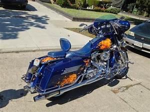 Custom 2000 Harley Davidson Street Glide For Sale On 2040