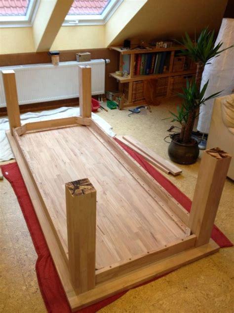 Untergestell Tisch Selber Bauen by Tisch Selber Bauen Allerleutswissen