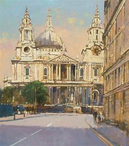St Paul's Cathedral, London - Oil