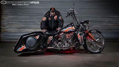 King Road Custom Motorcycle Pac Usa Harley