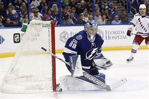 Lightning lose OT thriller 1-0 to Rangers - Raw Charge