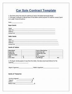 42 printable vehicle purchase agreement templates With car deposit contract template