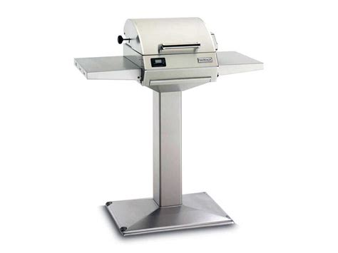 grill patio electric bbq fire magic grills stainless steel mount outdoor round collection square brand base rectangular