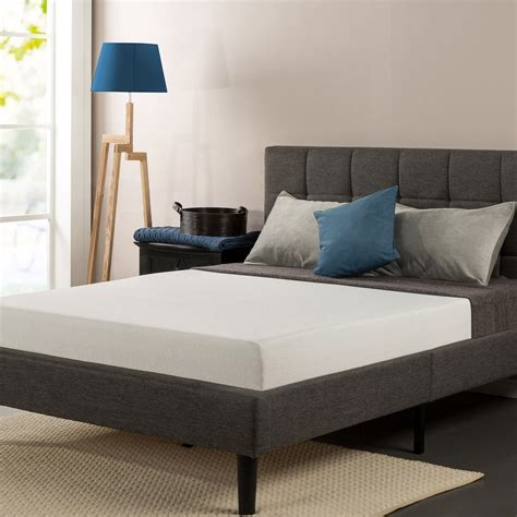 Deals With Mattress by Deal Zinus Memory Foam Mattress Only 149 Shipped