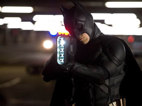 Batman Star Christian Bale Criticizes His Own Performance