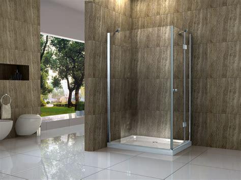 dusche 80 x 100 arto se 100 x 80 cm glas dusche duschkabine duschwand