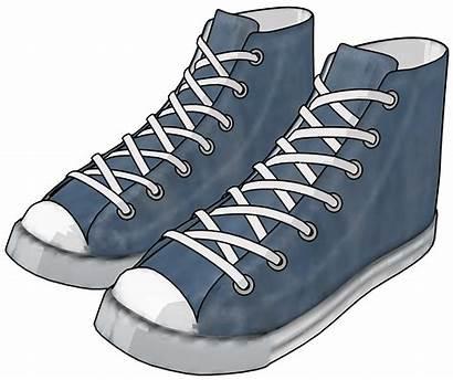 Converse Clipart Shoes Sneakers Transparent Shoe Cool
