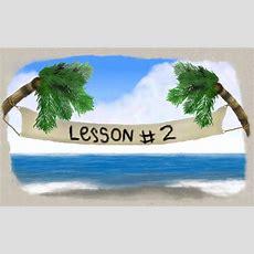 Man Lesson #2 Grin