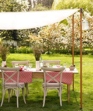 Garden Decoration Application by 22 Outdoor Decor Ideas Real Simple