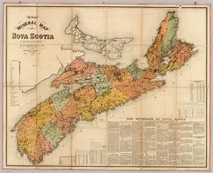 10+ images about Nova Scotia Maps on Pinterest | Oak ...