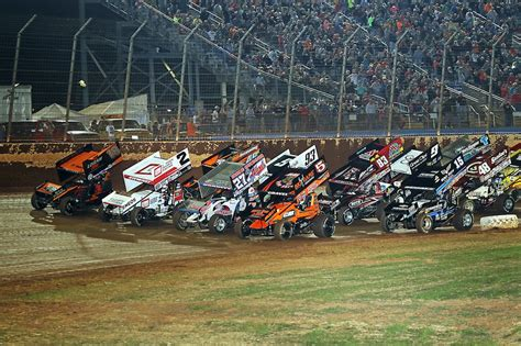Busy Schedule Set For World Of Outlaws Sprint Cars | Page ...