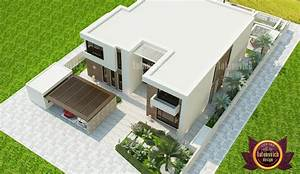 Huge, Exterior, Plan, For, A, House