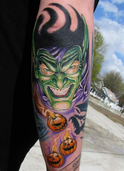 goblin tattoo images designs
