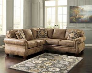 signature design by ashley living room larkinhurst earth With what is a sectional sofas