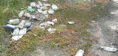 garbage frustration leads  river clean  day big