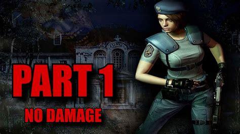 Resident Evil Remastered Walkthrough Part 1 Jill
