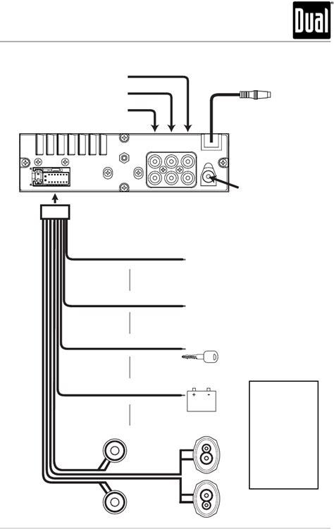 dual 400 watt wiring diagram dual receiver wiring