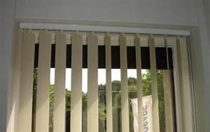 Store à Lamelles Verticales : stores lamelles verticales sur mesure ~ Premium-room.com Idées de Décoration