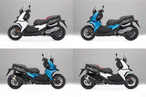 Modification Bmw C 400 X by Bmw C 400 X El Scooter Medio De Bmw Moto1pro