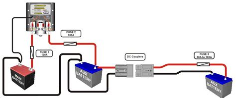 Wiring A Dual Battery System by Fridges And Dual Battery System Landrovingafrica