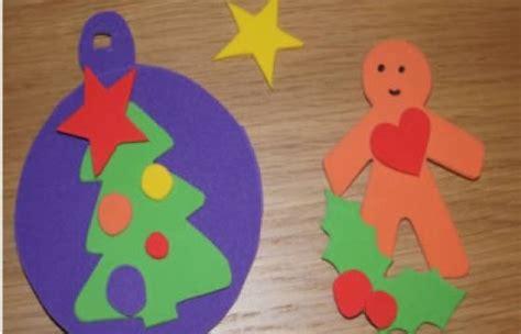decorazioni  natale  bambini  gomma crepla