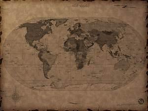 World Map Wallpaeprs