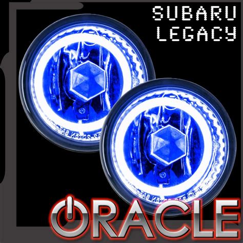 2008-2009 Subaru Legacy Sedan ORACLE Fog Light Halo Kit ...
