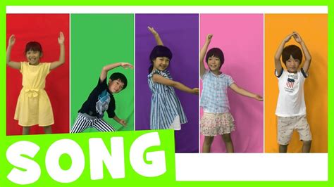 HELLO Song | Simple Song for Kids - YouTube