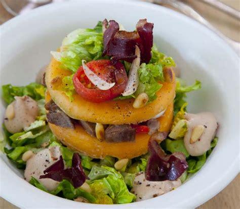 cuisine de nos r馮ions salade landaise estivale savoir cuisiner fr