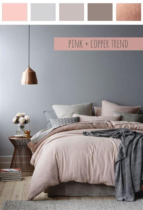trend alert pink copper design color trends
