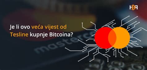 Most people have a credit card they can use to. MasterCard će dodati kriptovalute u svoj sustav - Hrvatski Bitcoin Portal