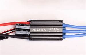 Ax Ae-hv70a Brushless Esc Speed Control  C