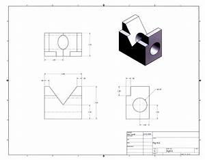 Mechanical Drawings done in Inventor by Jem Carroll at ...