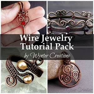 Wire Wrapped And Wire Work Jewelry Tutorial Pack